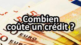 Combien coûte un crédit : tout savoir sur les taux d'intérêt