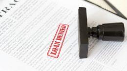 Que faire si une demande d'achat d'un prêt est refusée?